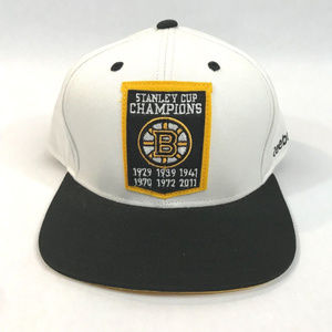 shopping outlet for sale save up to 80% Reebok Accessories | Boston Bruins Snapback Hat | Poshmark